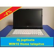 Fujitsu LifeBook E751 i5-2450M processzor, Win 10 Home, használt notebook