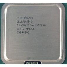 Intel Celeron D processzor