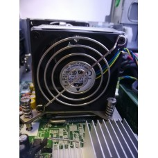 Delta Electronics AFB0712HHB processzor-hűtőventilátor