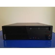 Lenovo ThinkCentre M73 SFF i3-4130 processzor, használt, felújított számítógép garanciával